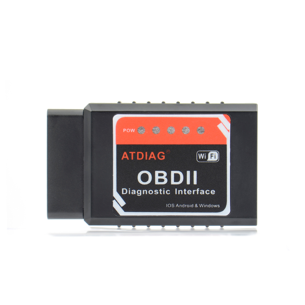 ATDIAG ELM327 WIFI OBDII Diagnostic Wireless Scanner for Apple iPhone Touch